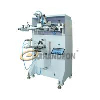 Buy cheap YZ-400R round oil filter automatic pneumatic screen printing machine price from wholesalers