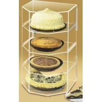 Quality Clear Acrylic Bakery Display Case for sale