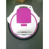 Quality LED Light Self Balancing Electric - Powered Unicycle With SAMSUNG Battery for sale