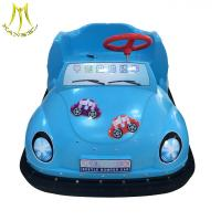 China Hansel China cheap shopping mall electric ground bumper carelectric kids car( on sale