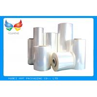 Quality Food Packaging OPS Shrink Film Rolls Fine Luster Easy Wrapping , Thickness 40 Mic - 50 Mic for sale