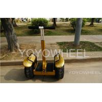 Quality 40KM long distance Off Road Segway Transporter For outdoor wild Park for sale