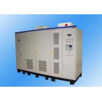 Quality Touched screen converter AC motor energy saving high voltage variable frequency drive for sale