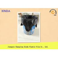 Quality 27 ltrs LDPE Kitchen Tidy Liners Refuse Office Bin Liners Recyclable for sale