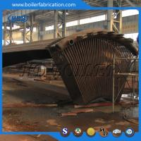 Quality Steel Single High Efficiency Cyclone Dust Collector , Industrial Cyclone Dust Collector for sale
