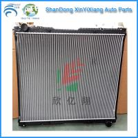 Quality Aluminum auto Radiator for Scania truck NISSENS 64067a for sale