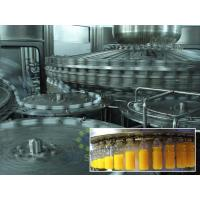 Quality Full Automatic Hot Filling juice production machine 500ml Bottle for sale