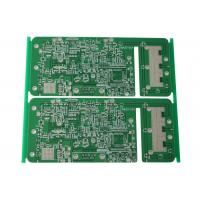 Quality High Frequency Rogers 4350B Double Sided PCB For Wireless Transceiver for sale