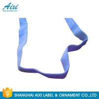 Quality Decorative Coloured Fold Over For Underwear Elastic Binding Tape Good Stretch for sale