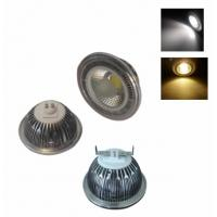 China 5W7W9W12W AC110V-230V AC111 G53GU10 Base COB LED Bulb Lights Replace 50W75W Halogen Lamp Replacement for sale