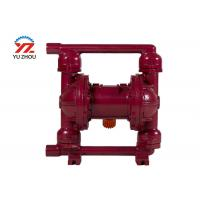 Buy cheap Zero Leaking Air Operated Diaphragm Pump High Pressure Pneumatic Power from wholesalers