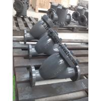 Quality JIS F7220 Cast iron Y strainer for marine use for sale