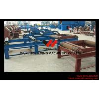 Buy Assembly / Welding / Straightening H Beam Welding Line / Production Line Automatic at wholesale prices