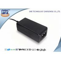 Quality Use Black 15V 1.5A AC DC Desktop Switching Power Supply With AC Cable for sale