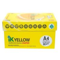 Buy cheap IK Yellow A4 copy Paper 80gsm/75gsm/70gsm from wholesalers