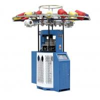 Intelligent Body Size Circular Knitting Machine 2.2KW On Time Dust Removing