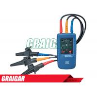 Quality Motor And Phase Rotation Indicator Detect The Rotary Field Of Three Phase System for sale