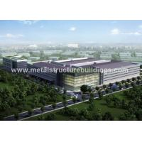 China Modern 20 x 40 metal building kits , clear span buildings by Heavy steel on sale
