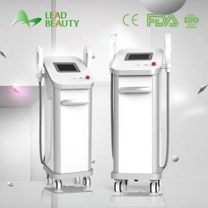 China Vertical E-light & IPL SHR hair removal machine & equipment on sale
