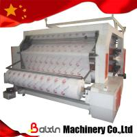 China High Capacity Non Woven Fabric Printing Machine With Central Drum Rolling on sale
