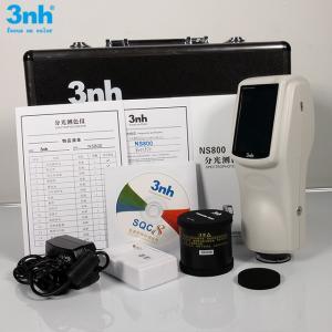 China NS810 Portable Handheld Color Spectrophotometer Paint Color Units Car Scanner Spectrometer on sale