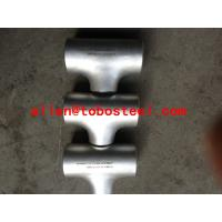 Quality ASTM A403 WP316L stainless steel tee for sale