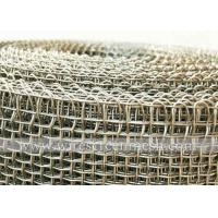 Quality Plain Weave Stainless Steel Wire Mesh AISI304 High Strength Toughness  For Industrial Filtration for sale