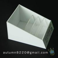 Quality BO (107) acrylic card cases for sale