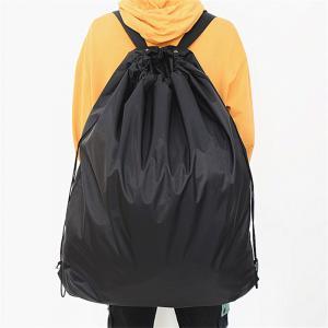 China Laundry Bag Backpack, Heavy Duty Laundry Hamper,Laundry backpack bag, Drawstring bag,picnic gym Sport Storage bag on sale