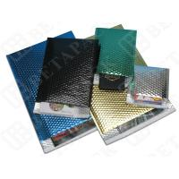 Quality High Gloss Recycled Metallic Bubble Mailer 6 x 10 Bubble Mailers for sale