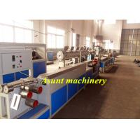 Quality High Efficiency PET Strap Making Machine / Plastic Strap Production Line for sale