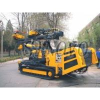 China 109KW 2T Hydraulic System Multifunctional For Speed Adjusting Hydraulic Crawler Drills for sale