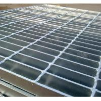 Quality Metal Building Materials Hot Dipped 32 x 5mm Galvanized Steel Grating for sale