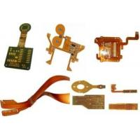 Quality Custom multilayer impedance controlled pcb / FPCB , Flexible and Rigid-Flex 3 mil for sale