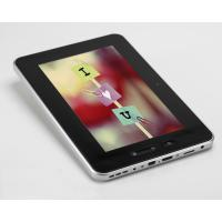 China 1080P HDMI 7 inch google android 2.3 tablet pc with 5 point capactive screen on sale
