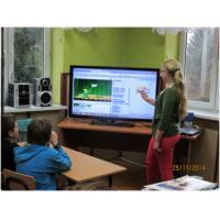 Quality 65 inch touch screen monitor TFT Type all in one pc&TV with factory price for sale