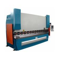 Buy Automatic CNC hydraulic press brake bending machine for Pipe and tube 1250KN at wholesale prices