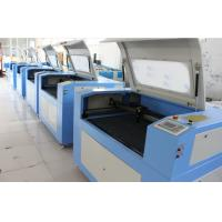 Quality CO2 Tabletop Laser Engraving Machine / Cutting Machine Withi PMI Guide Way for sale