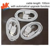 Buy 8 Pin Connector Micro Usb Car Chargers JMK-UC009 Lightning to USB Cable for at wholesale prices
