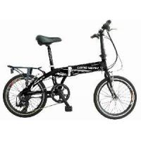 Quality Black Folding Electric Bike (TDM1202Z) for sale
