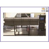 China Burning / Flammability Testing Equipment UL 1730 ASTM E108 For Solar Cell Spread on sale