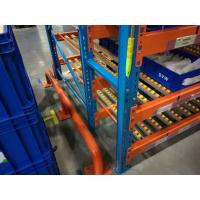 Quality Heavy Duty Steel Selective Pallet Rack For Industrial Warehouse Storage for sale