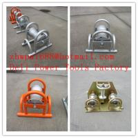Quality Cable Roller  Triple Corner Rollers  Manhole Quadrant Roller for sale