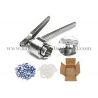 Quality Pharmaceutical Processing Equipment Cap Crimper for 20mm flip off cap for sale