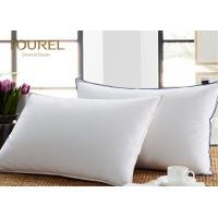 Quality 4 - 5 Star Hotel Quality Pillows 30% Duck Down Pillows 50*80cm for sale