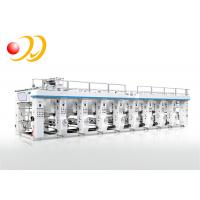 Quality Automatic Six Colors Screen Printing Machine Rotogravure for sale