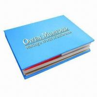 Quality Hard Cover Post It Notes for sale
