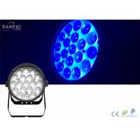 Buy 4 in 1 19 x 15 w Rgbw Zoom LED Par Stage Lights Cool White for Wedding Decoration at wholesale prices