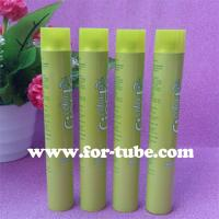 Quality Collapsible Aluminum Cosmetic Tube for Hair Color for sale