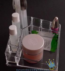 Quality acrylic tea box organizer for sale
